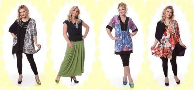 Интернет Магазин Модная Одежда Для Полных