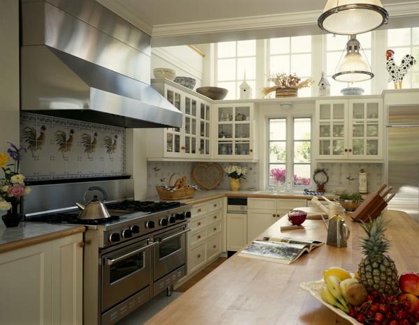 Дизайн интерьера мебель для кухни