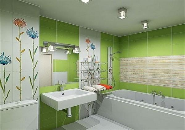 Как сделать недорогой ремонт в ванной своими руками видео